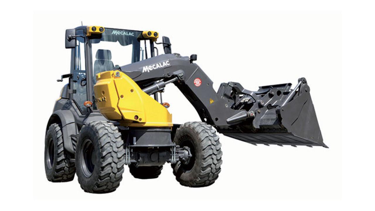 Mecalac-AS900